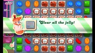 Candy Crush Saga Level 1228 walkthrough (no boosters)