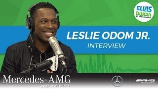 Leslie Odom Jr. Would Not Be Able To Perform 'Hamilton' Again | Elvis Duran Show
