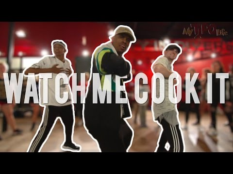 """Ron Browz - """"Watch Me Cook It"""" 