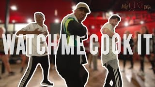 "Ron Browz - ""Watch Me Cook It"" 