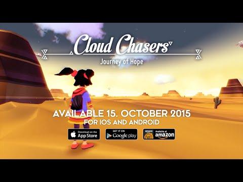 Cloud Chaser, Juego para Android que trata de la Inmigración ideal para Venezolanos