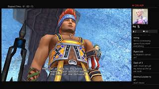 XoX_DnR_XoX's hi guys im back ! Lets play final fantasy x part 4
