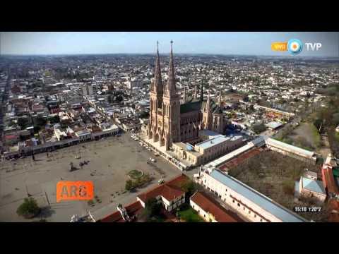 Vivo en Arg - Luján desde el aire - 04-11-15