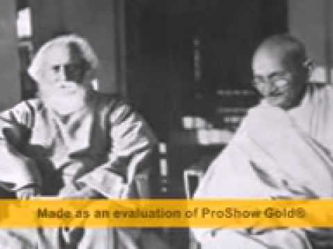 ORIGINAL VOICE OF RABINDRANATH TAGORE.mp4