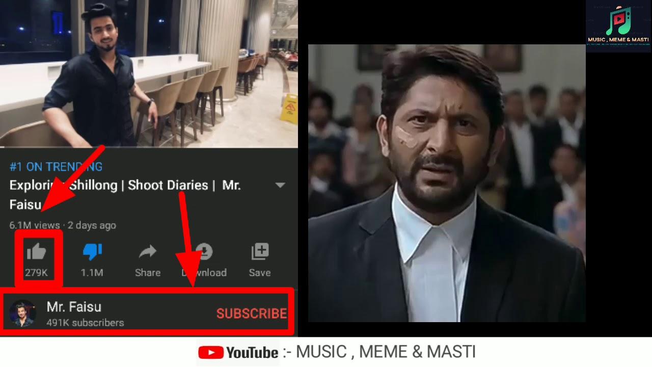 Youtube vs tiktok memes | Music,Meme &Masti l - YouTube