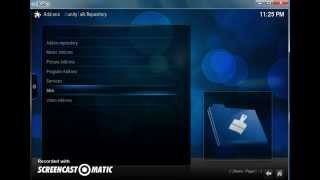 Arabic TV Nilesat on Kodi
