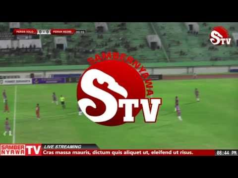 FULL MATCH Persis Solo Vs Persik Kediri Exhibition Match ISC B 2016