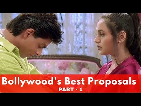 Bollywood Best Proposal Scenes