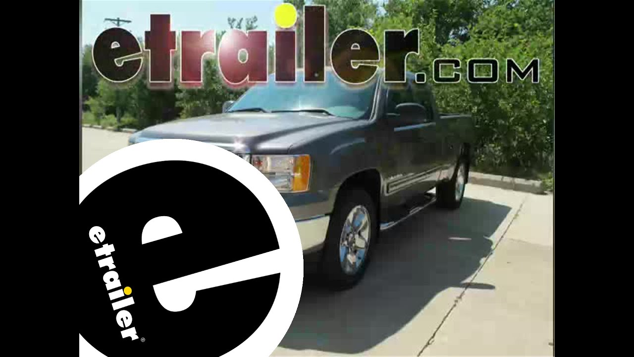 Installation of the husky liners quad caps truck bed rail on a 2013 gmc sierra etrailer com youtube