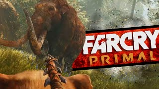 Far Cry Primal - OCO no Mamute Ancião