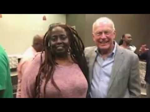 Sister Connie Burton Endorses David Straz for Mayor