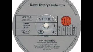 New History Orchestra - It