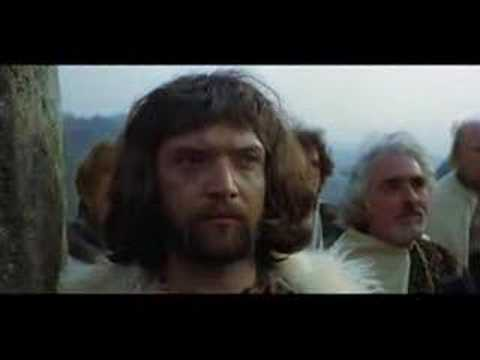 MARTIN SHAW as Banquo in