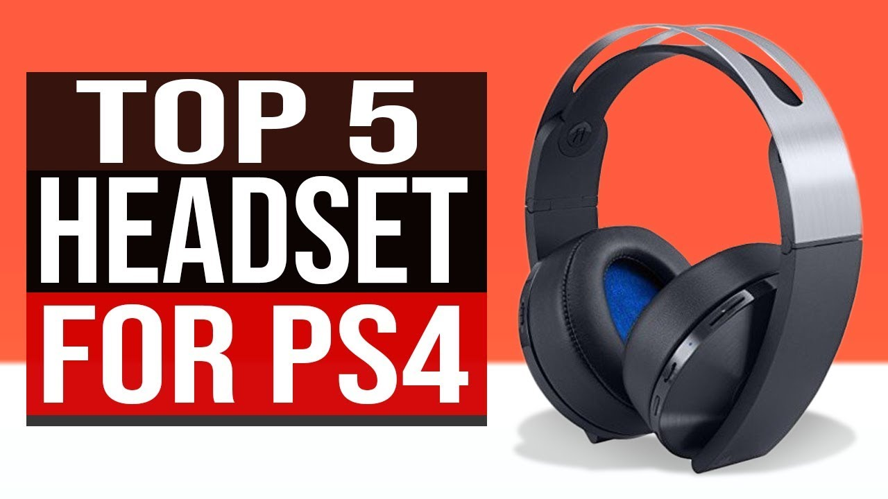 Top 5 Best Headset For Ps4 2020 Youtube
