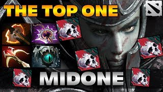 MIDONE TOP ONE PHANTOM ASSASSIN Dota 2