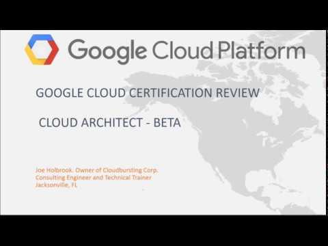 Google Cloud Platform (GCP) Exam Review Cloud Architect