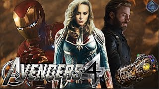 Avengers 4 - Theories and Predictions!