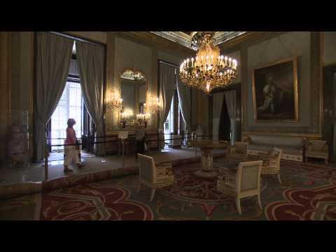 "Museum Secrets ""Royal Palace (Madrid)"""