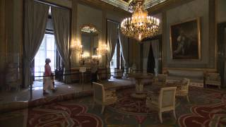 "Museum Secrets ""Royal Palace (Madrid)"""