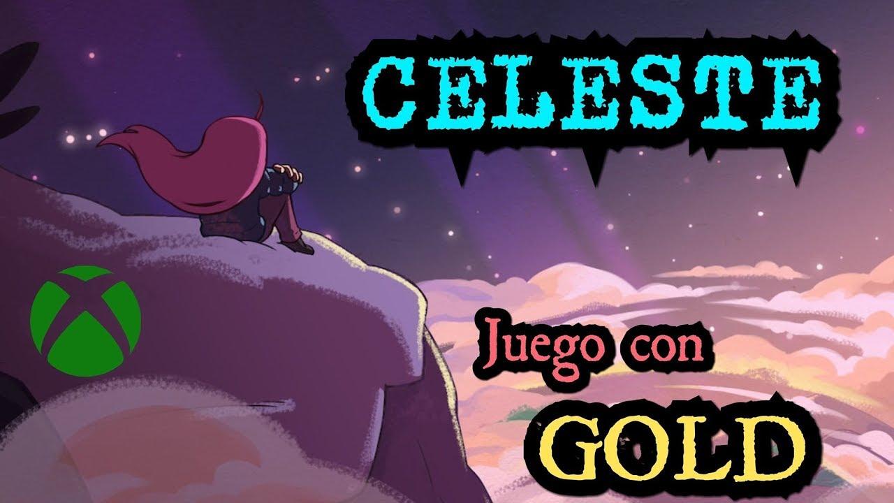 Celeste Juego Gratis Con Gold Xbox One X Youtube