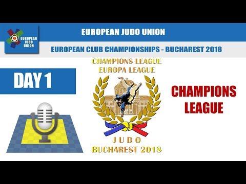 European Club Championships - Champions League - Bucharest 2018
