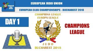 European Club Championships - Champions League - Bucharest 2018