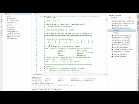 How To Compile Cobol Program In Mainframe