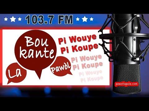 Lundi 11 Décembre 2017 - Men diskou  Jovenel ak Macron an France / Boukante La Pawòl