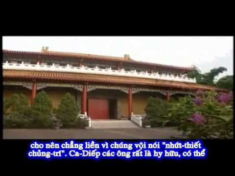Tụng Kinh Pháp Hoa - Phẩm Dược thảo dụ - Quyển III (Thầy Thích Trí Thoát tụng)