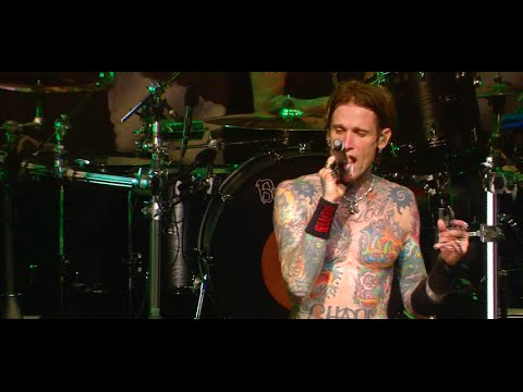 """Buckcherry - """"I Don't Give A F*ck"""" Live (Official)"""