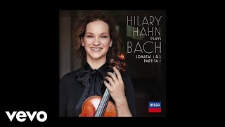 Hilary Hahn - Courante (Double) - Partita for Violin Solo No. 1 in B Minor