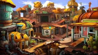 Deponia Gameplay #2 [ PC HD ]