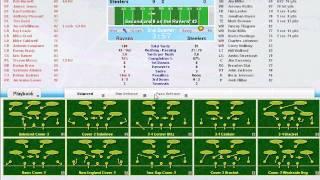 Football Mogul 2012 1996 Season: Ravens vs Steelers