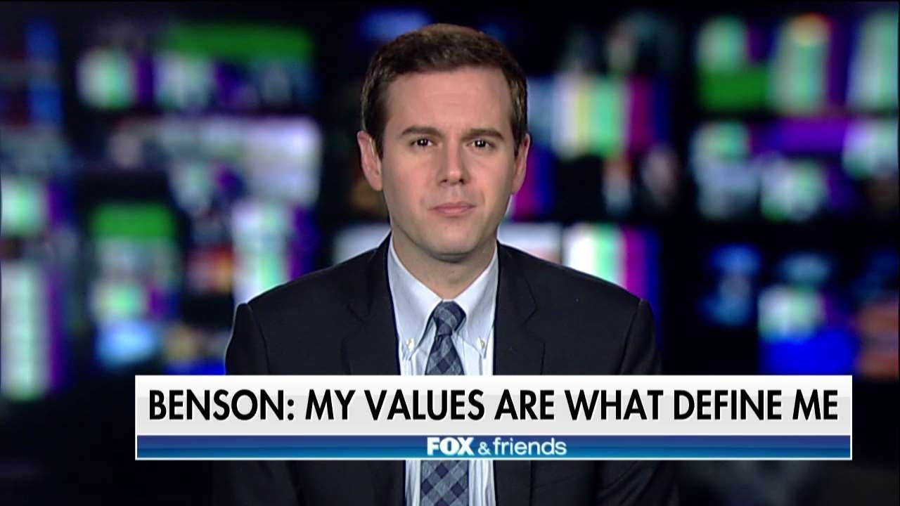 Guy Benson: I'm Christian, Conservative & Gay ... So What ...