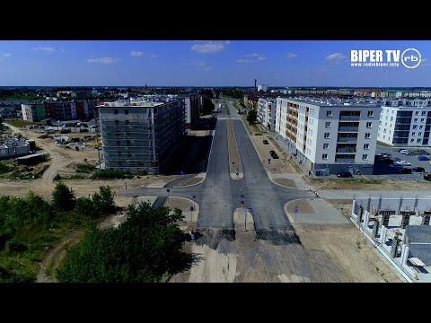 Inwestycja na ul. Armii Krajowej już zrealizowana zgodnie z Planem Budowy Dróg