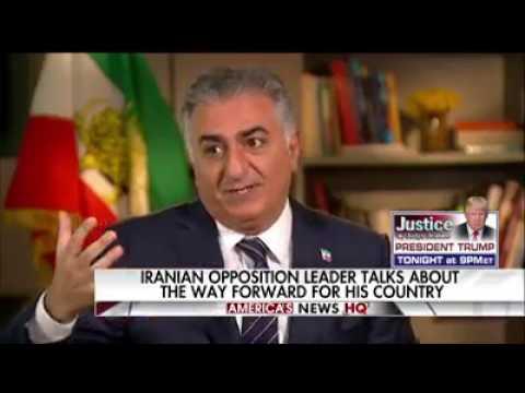 Crown Prince Reza Pahlavi -  Interview in FOX NEWS
