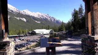 Town of Banff, Alberta, Canada - Video Tour