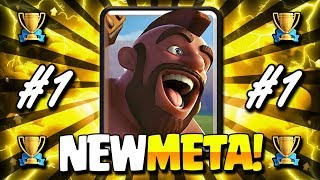 #1 NEW HOG CYCLE DECK DOMINATES AFTER UPDATE!! NEW META!!