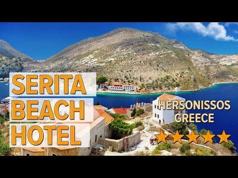 Serita Beach Hotel Hotel Review   Hotels In Hersonissos   Greek Hotels