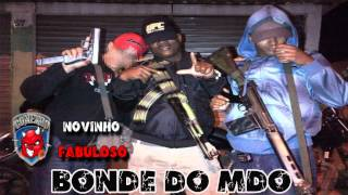 MC JN -  MEGA DO BONDE DO M.D.O ♫♪ (DJ SINPSOM 2013)