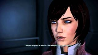 Repeat youtube video Mass Effect 3 - Kicking Diana Allers