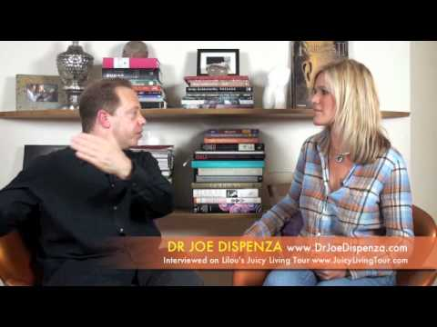 Dr Joe Dispenza - How to evolve our brain to experiment a new reality? Stepping in the unknown