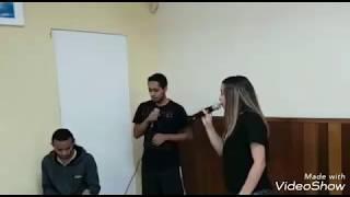 Baixar Os anjos te louvam - Lucas Machado ft. Tatiane Barbosa (cover)
