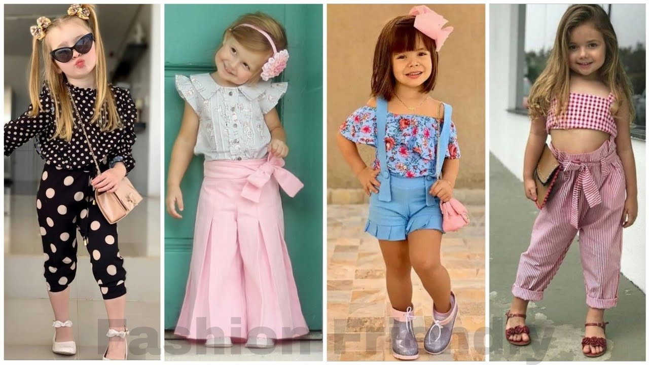 Latest baby girl outfit collection 7  Cute dresses for kids girls   stylish outfit for kids