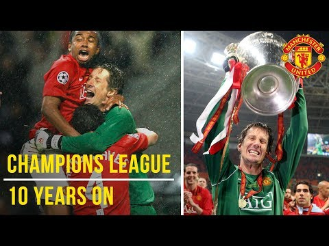 Manchester United's Champions League Triumph, 10 Years On | Edwin van der Sar | Manchester United