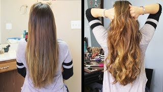 How to Grow Hair Longer and Faster | Haircare Routine