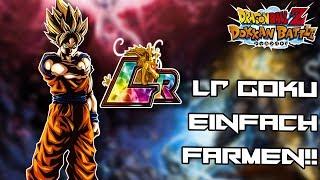 LR Goku einfach farmen! - DragonBall Dokkan Battle