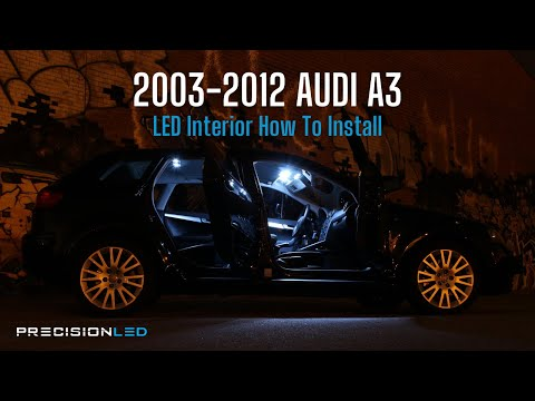 Chassis Interior LED Installation