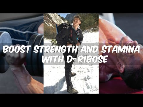 Increase Strength and Stamina with D-Ribose: Thomas DeLauer