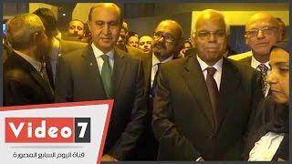 وزيرا النقل والسياحة ومحافظ القاهرة يفتتحون متحف السكة الحديد بمحطة مصر